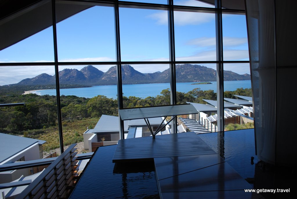 Saffire Freycinet Lodge Getaway Travel Llc