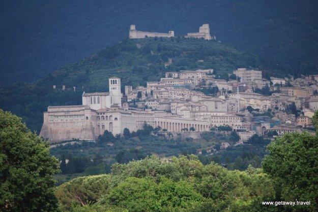 Assisi, Umbria, Italy