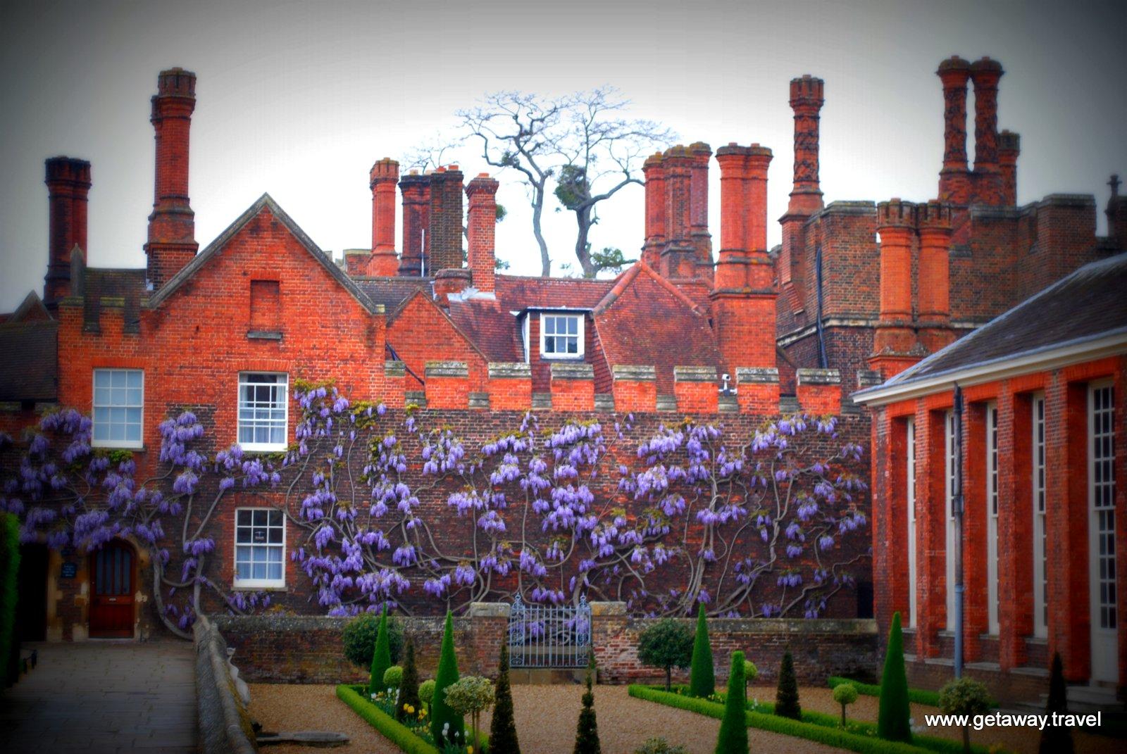 Hampton Court Palace A Gift For A Tudor King Getaway